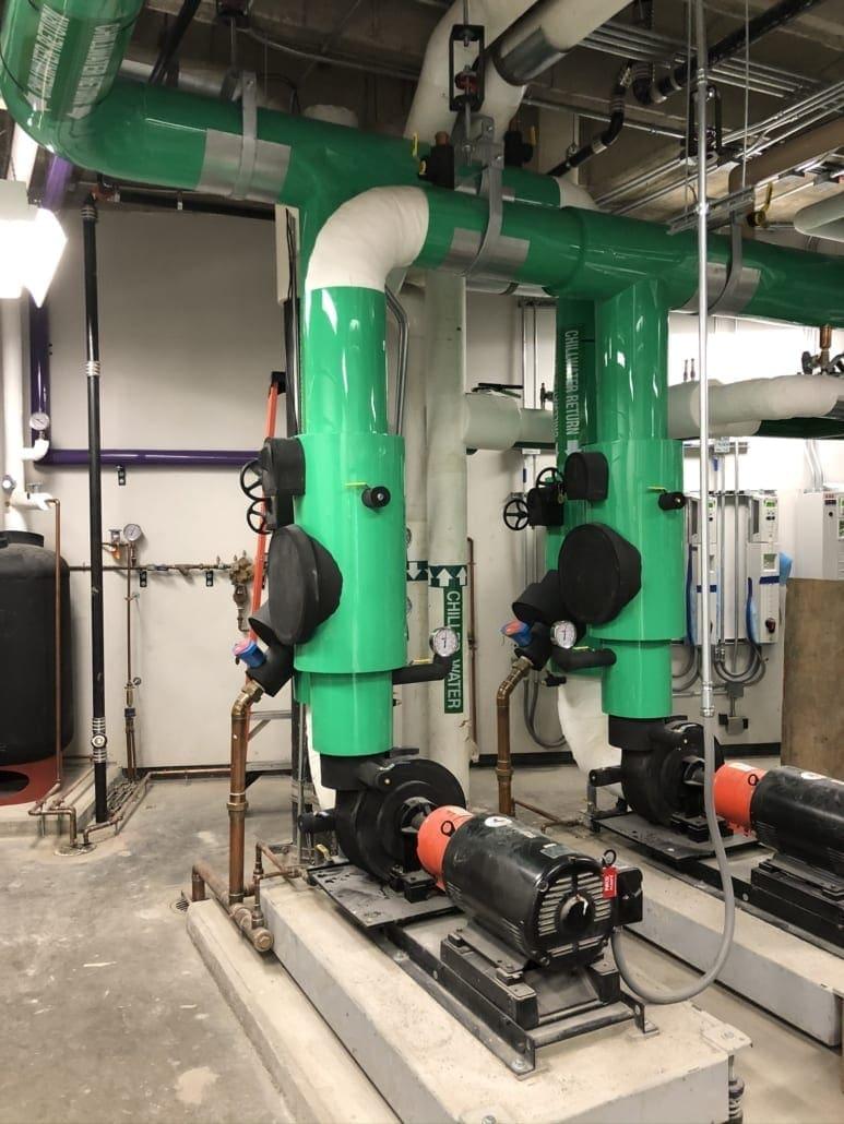 Lake Highlands High School Freshman Center Pumps
