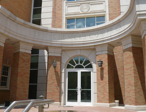 University of North Texas Science Building