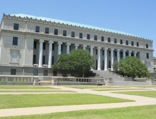 Texas A&M Williams & Scoates Hall