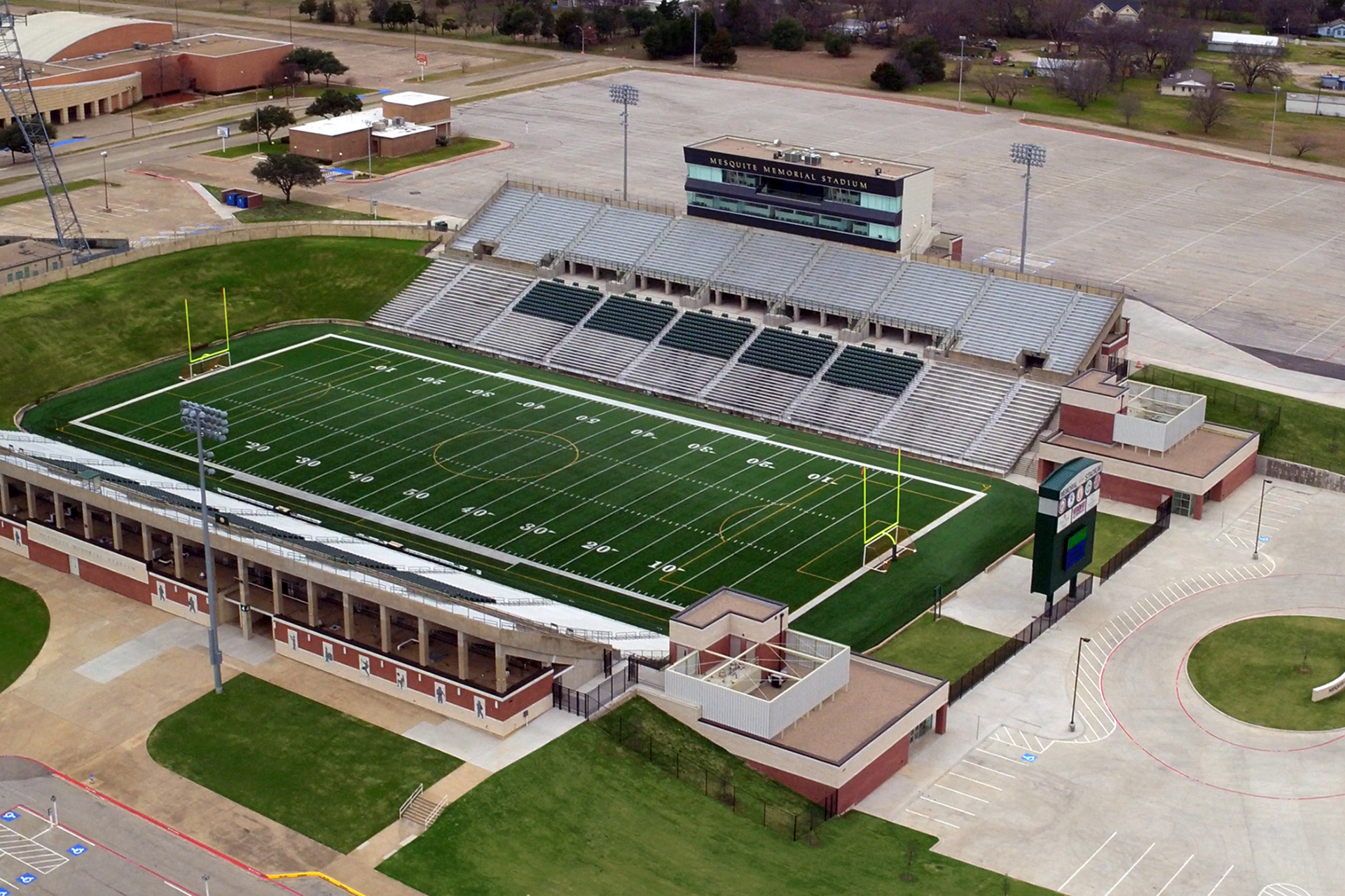 Mesquite Memorial Stadium 2