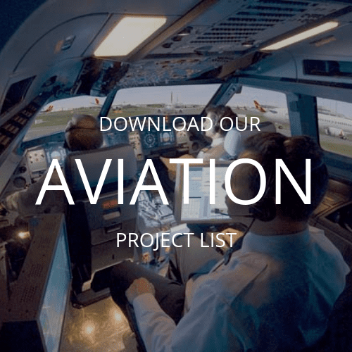 RWB Consulting Engineers Aviation Project List