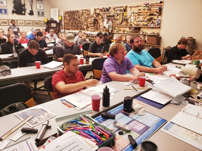 RWB Teaches, Learns at Plumbing Design Course in DFW | RWB