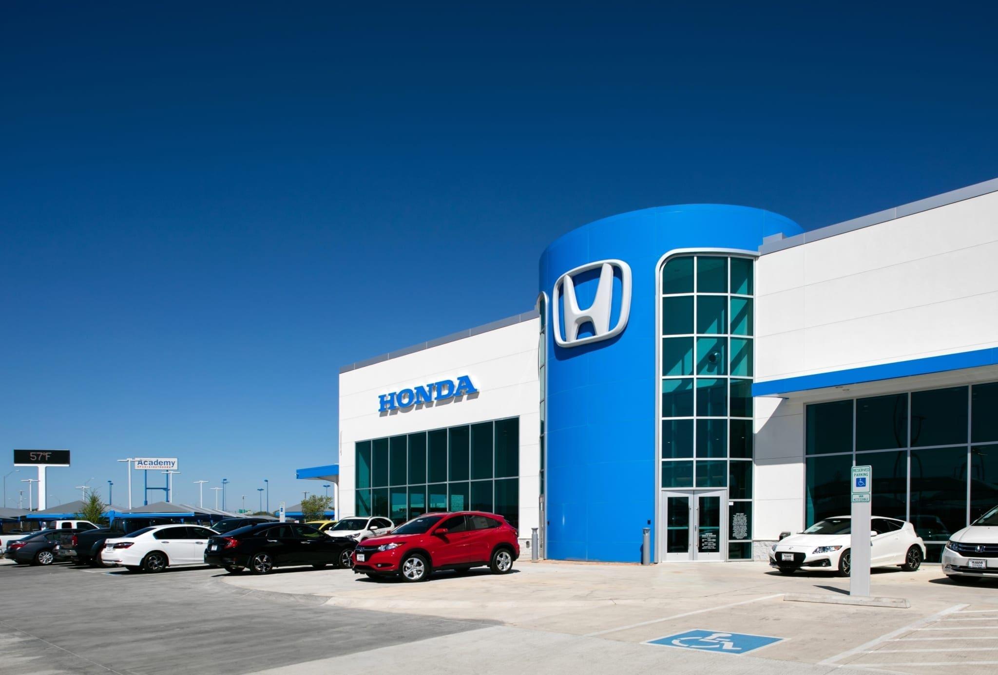 Huggins Honda Retail Project