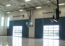Gym at Ridgeview ES