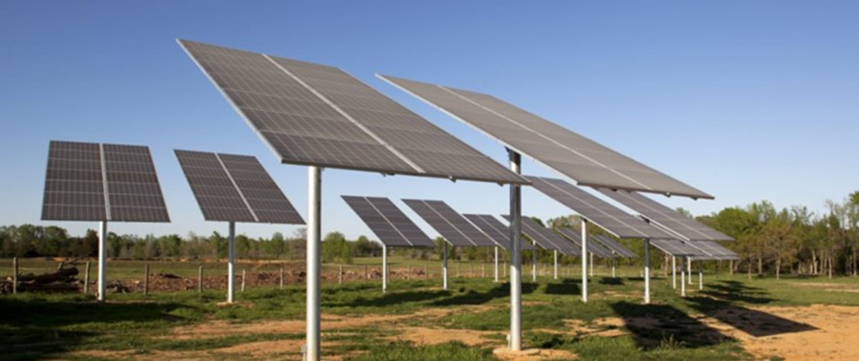 Solar Panels on Campus
