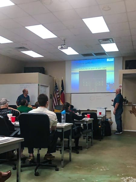 RWB Teaches and Attends ASPE Plumbing Design Course
