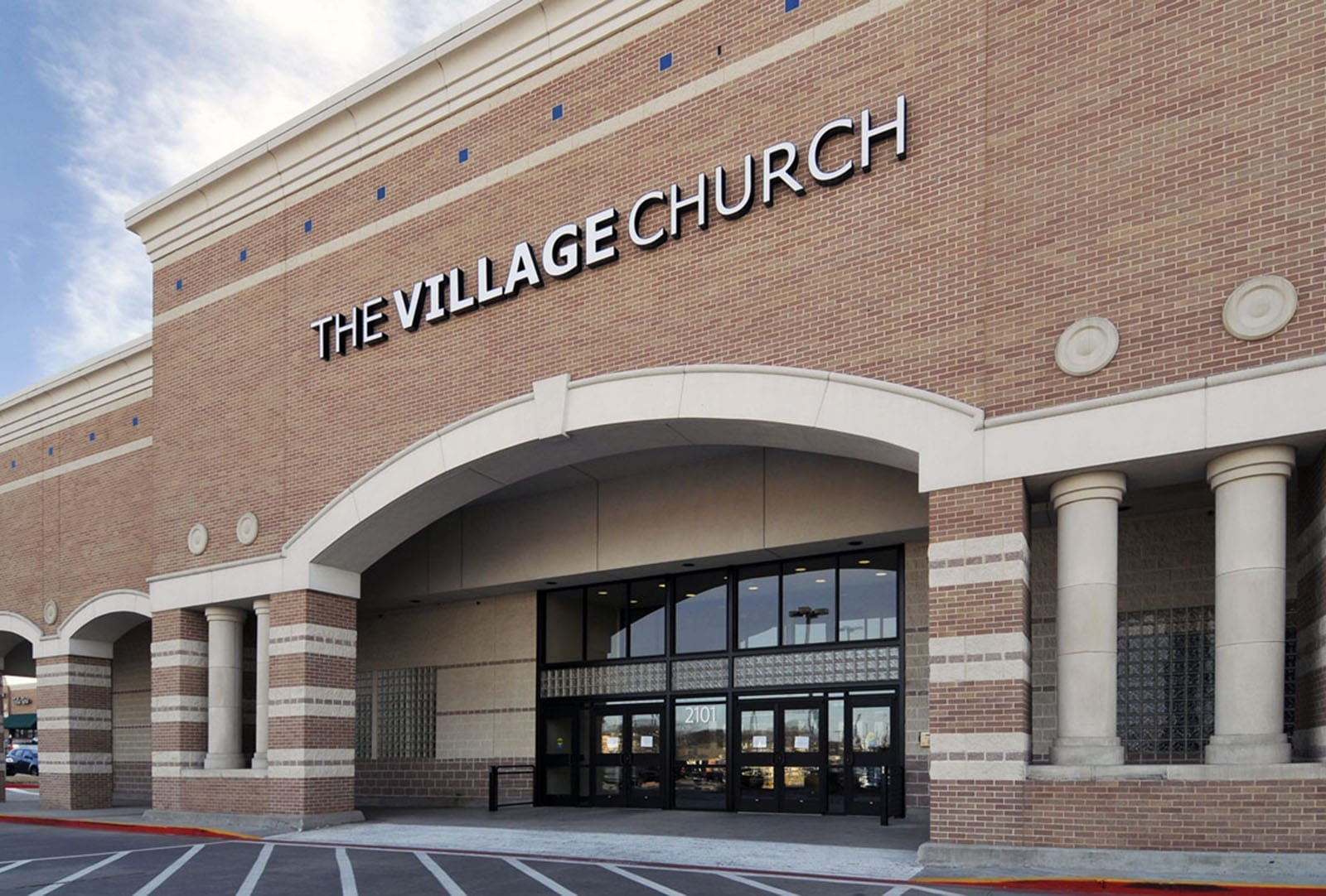 Village Church in Flower Mound