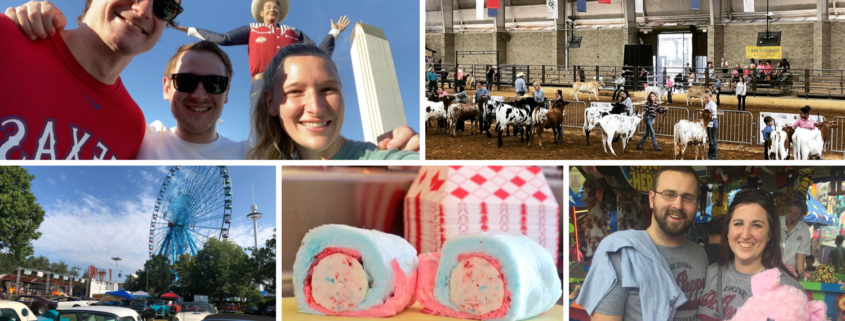 Images from RWB Employees at the Texas State Fair